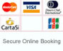 Secure Online Booking